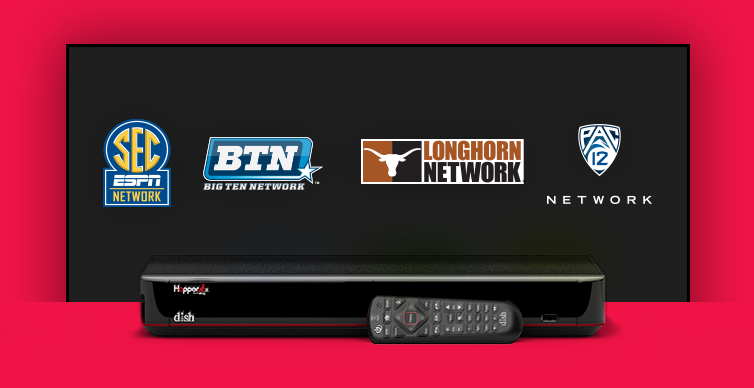 DISH College Sports TV Packages - Bigfork, Montana - Burton's Satellite Inc. - DISH Authorized Retailer