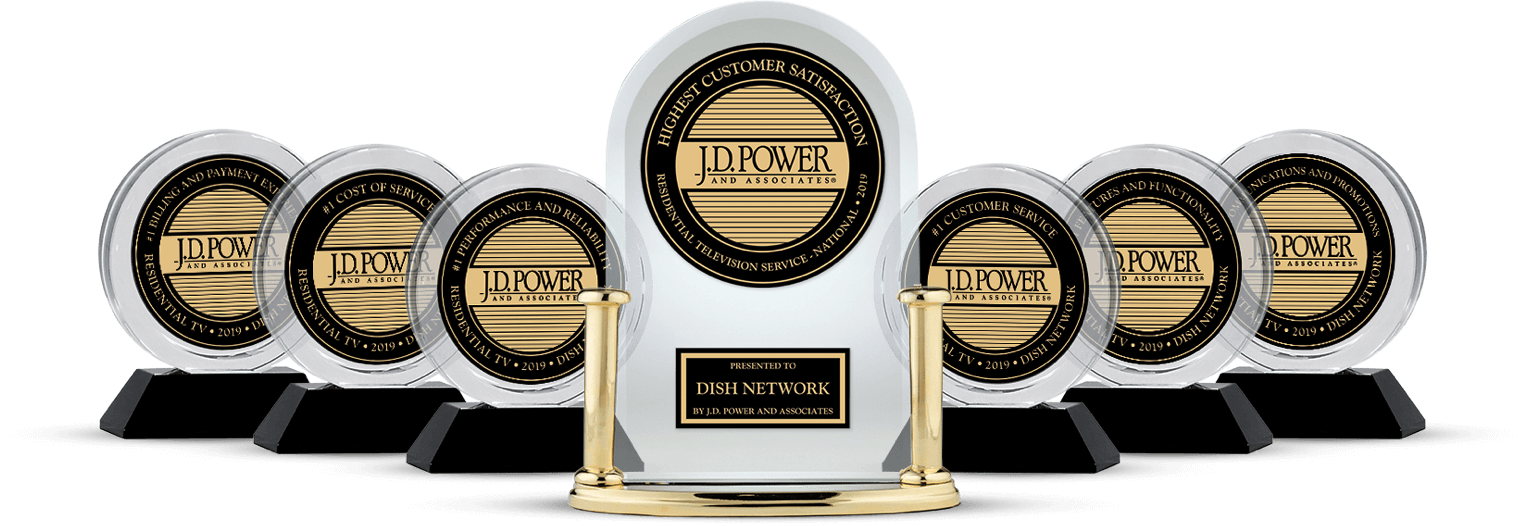 DISH Customer Satisfaction - Ranked #1 by JD Power - Burton's Satellite Inc. in Bigfork, Montana - DISH Authorized Retailer