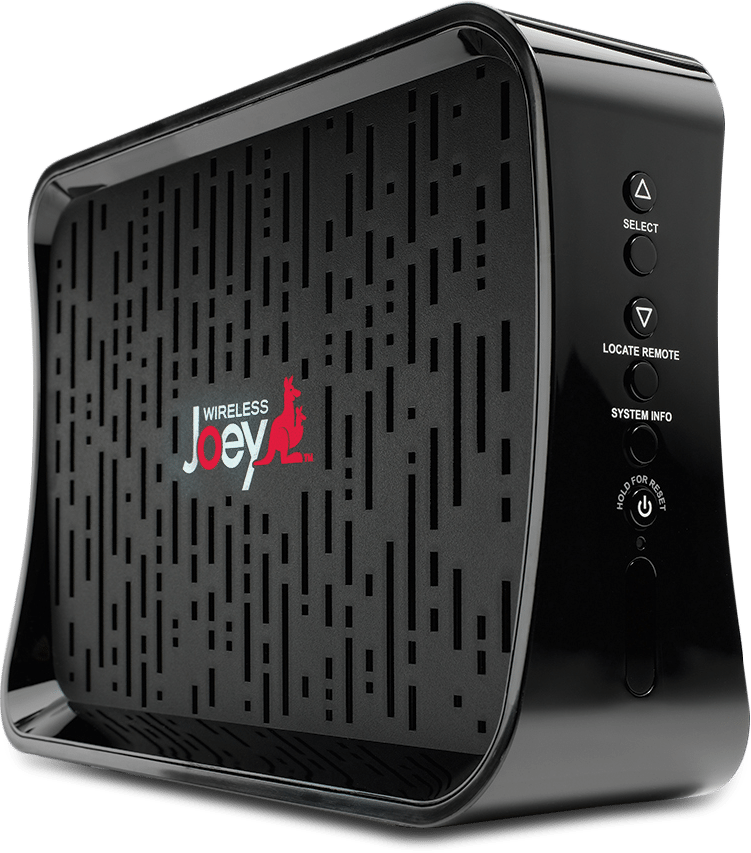 The Wireless Joey - TV in Every Room - No Wires - Bigfork, Montana - Burton's Satellite Inc. - DISH Authorized Retailer